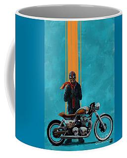 Vintage Cafe Racer  Coffee Mug