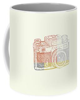 Vintage Camera 2 Coffee Mug