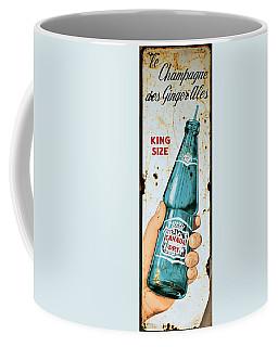 Vintage Canada Dry Sign Coffee Mug