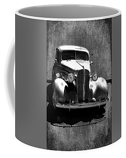Vintage Car Art 0443 Bw Coffee Mug