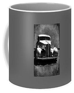 Vintage Car Art 0443 Bw Coffee Mug
