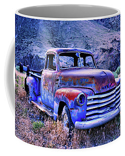 Vintage Chevy Coffee Mug
