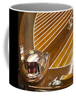 Vintage Century Boat Bow Light Coffee Mug