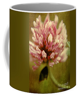 Vintage Clover Coffee Mug by Aimelle