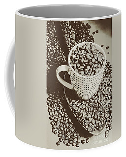 Vintage Coffee Art. Stimulant Coffee Mug by Jorgo Photography - Wall Art Gallery