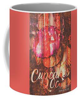 Vintage Cupcake Tin Sign Coffee Mug