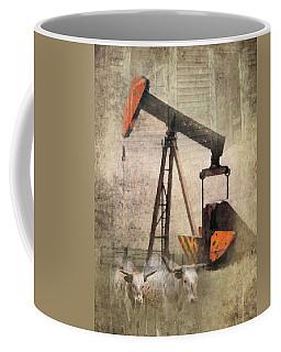 Vintage Enterprise Coffee Mug by Betty LaRue