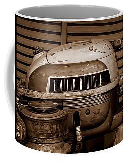 Vintage Evinrude Coffee Mug
