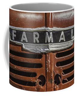 Vintage Farmall Tractor Coffee Mug