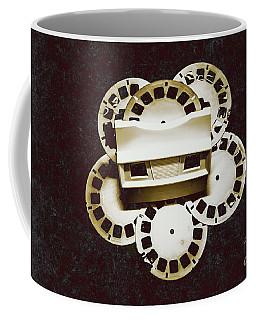 Vintage Film Toy Coffee Mug