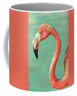 Vintage Flamingo Coffee Mug