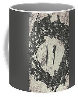 Vintage Food Service Coffee Mug