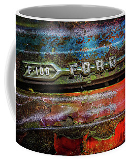Vintage Ford F100 Coffee Mug