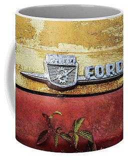 Vintage Ford Logo Coffee Mug
