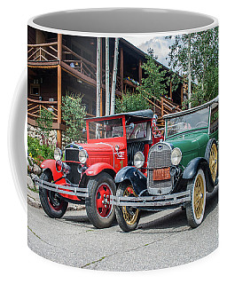 Vintage Ford's Coffee Mug