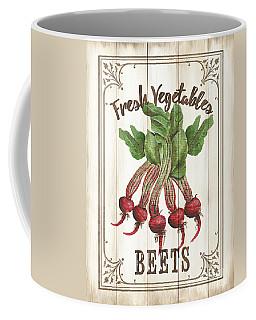 Vintage Fresh Vegetables 1 Coffee Mug