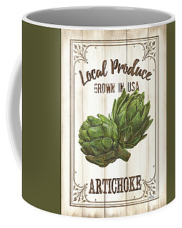 Vintage Fresh Vegetables 2 Coffee Mug