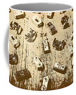 Vintage Gamers Coffee Mug