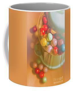 Vintage Gum Ball Candy Dispenser Coffee Mug