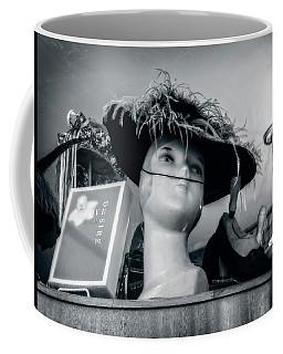 Vintage Hat Display Coffee Mug