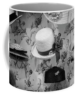 Vintage Hats Coffee Mug