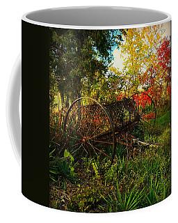 Vintage Hay Rake Coffee Mug