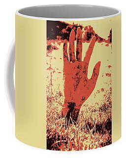 Vintage Horror Poster Art  Coffee Mug