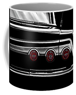 Vintage Impala Black And White Coffee Mug