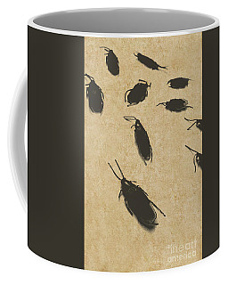 Vintage Infestation Coffee Mug