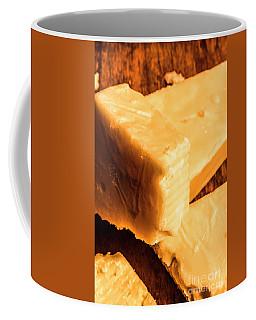 Vintage Italian Cheeses Coffee Mug