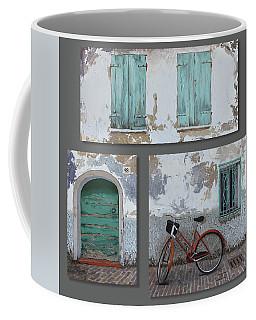 Vintage Series All 3 In 1 Coffee Mug