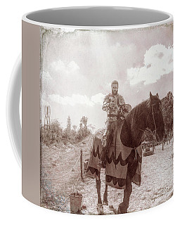 Vintage Knight Coffee Mug