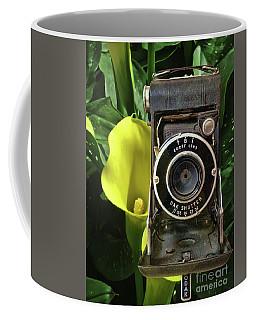 Vintage Kodak Coffee Mug
