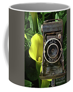 Vintage Kodak Coffee Mug by Steven Parker