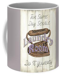 Vintage Laundry Room 1 Coffee Mug