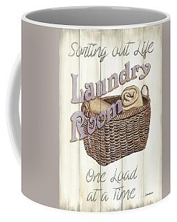 Vintage Laundry Room 2 Coffee Mug