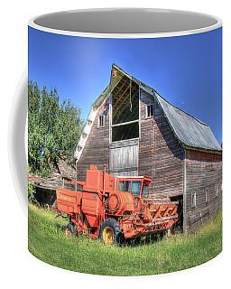 Vintage Massey Ferguson 410 Combine Coffee Mug
