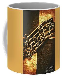 Vintage Melody Coffee Mug