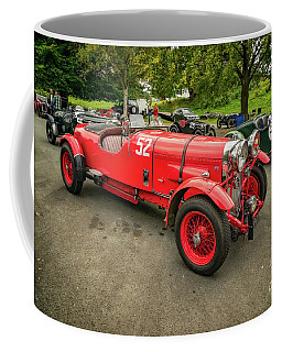 Coffee Mug featuring the photograph Vintage Motors by Adrian Evans