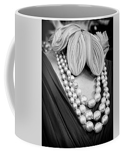 Vintage Necklace Coffee Mug