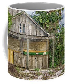 Vintage Orange Stand Coffee Mug