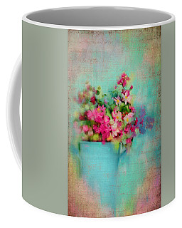 Flowers From A Cottage Garden Coffee Mug