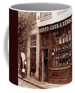 Vintage Paris 3 Coffee Mug