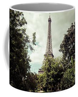Vintage Paris Landscape Coffee Mug