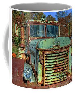 Vintage Peterbilt Truck Coffee Mug
