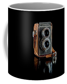 Vintage Ricohflex Camera Coffee Mug