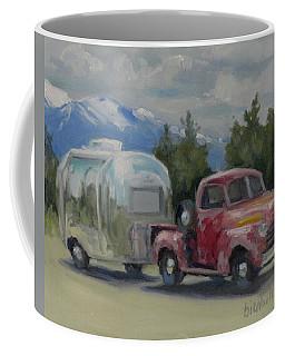 Vintage Rig Coffee Mug