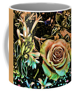 Vintage Rose Coffee Mug