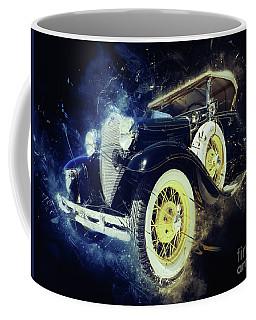 Vintage Shebang Coffee Mug
