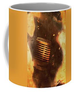 Vintage Sound Check Coffee Mug